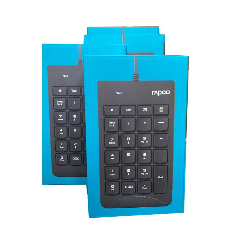 雷柏数字键盘 USB k10