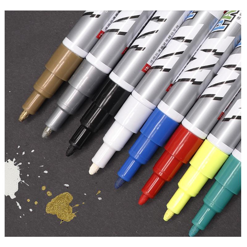 晨光细杆油漆笔 03