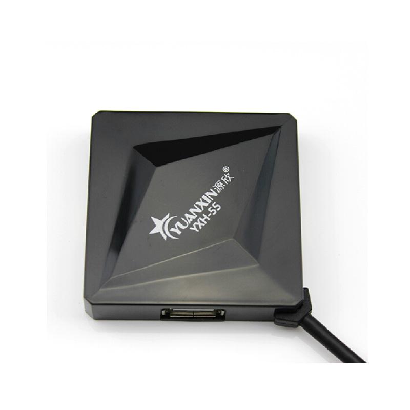 方彩USB集线器扩展器 4口 2.0