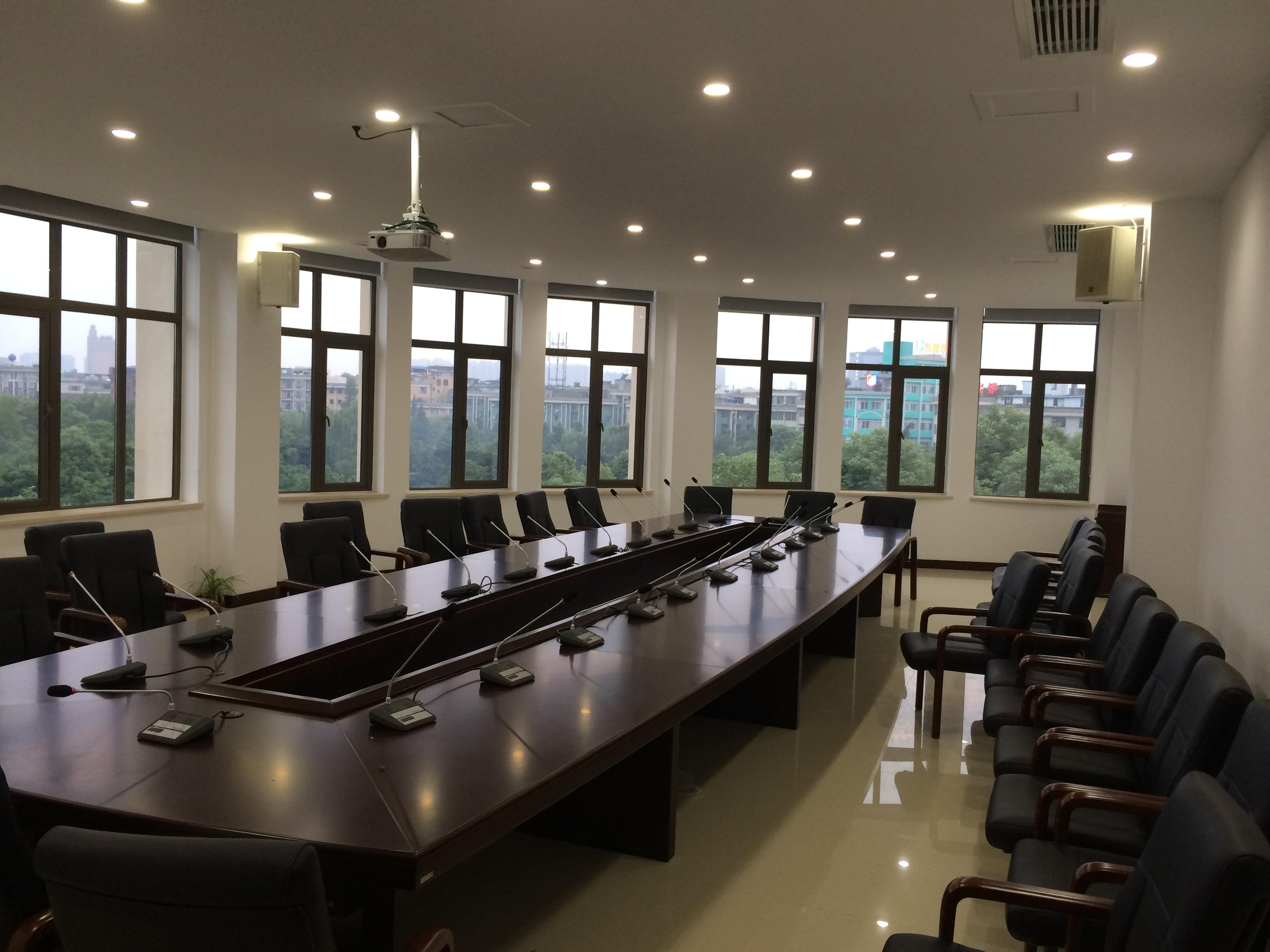 天府新区税务局会议室