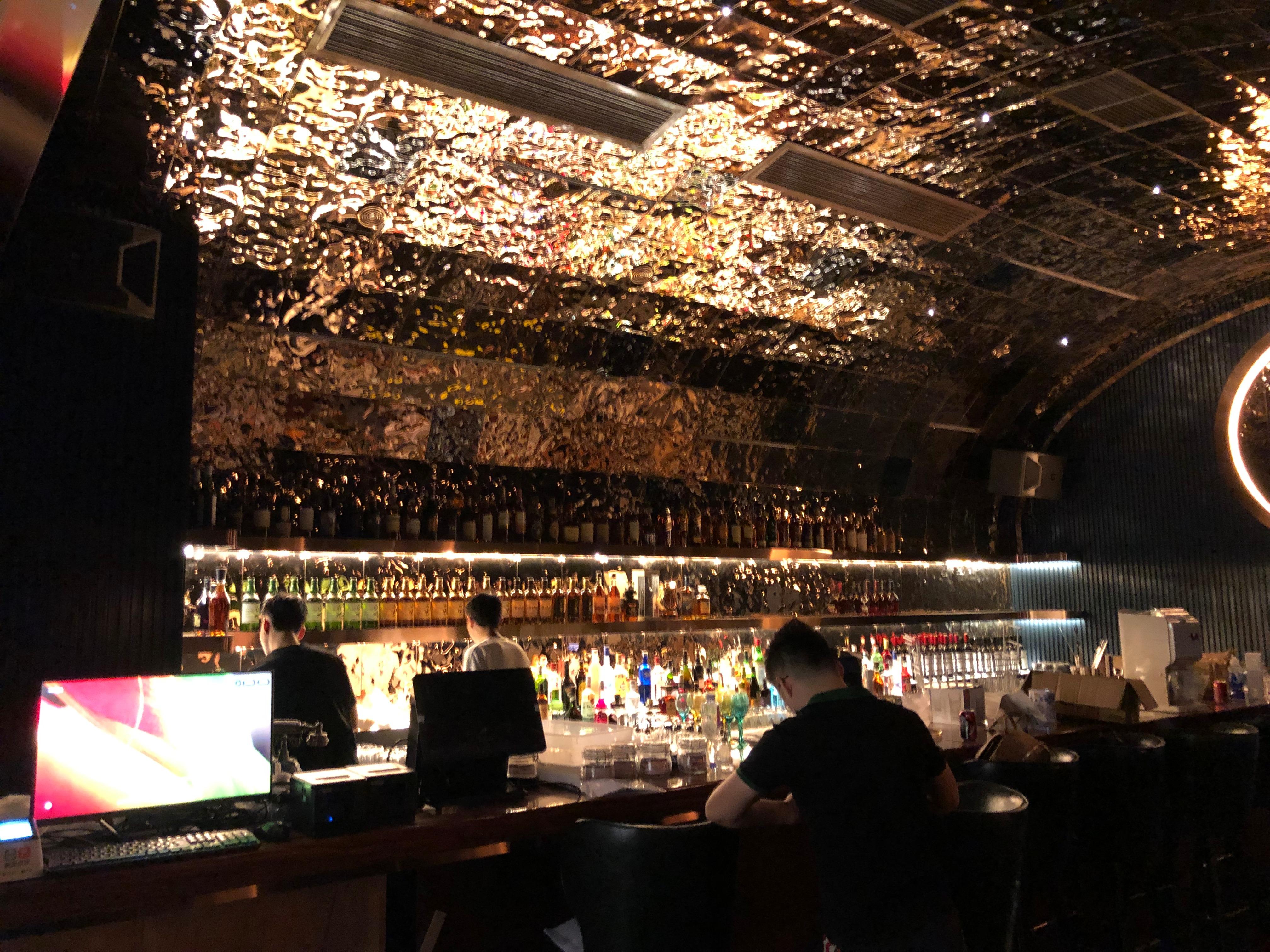 成都星图威士忌酒吧