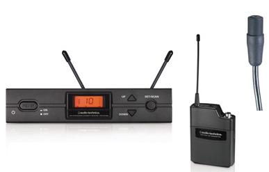 ATW2110/AT899CW超小型无线领夹话筒