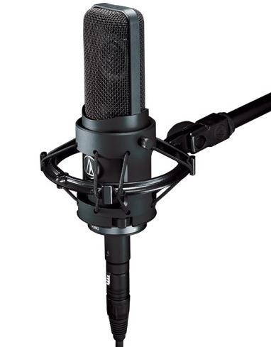 AT4060录音室专业型真空管话筒