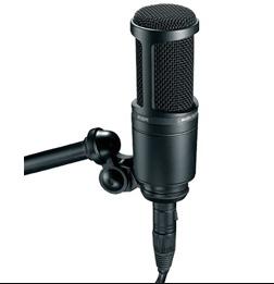 AT2020录音室专业型话筒