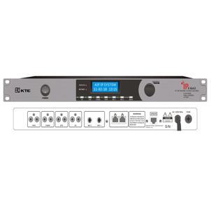 IP网络音频矩阵   型号E1662