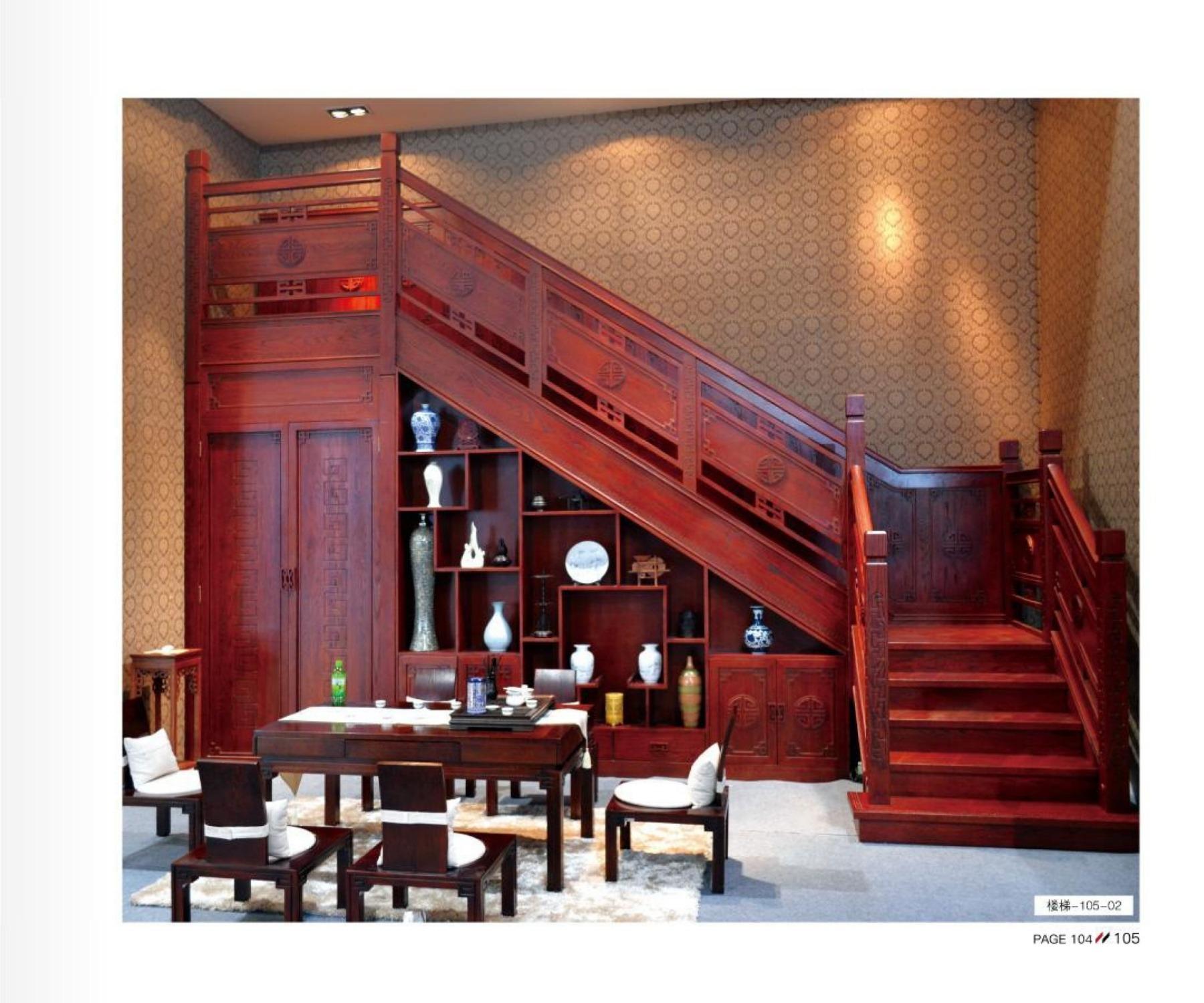 楼梯105