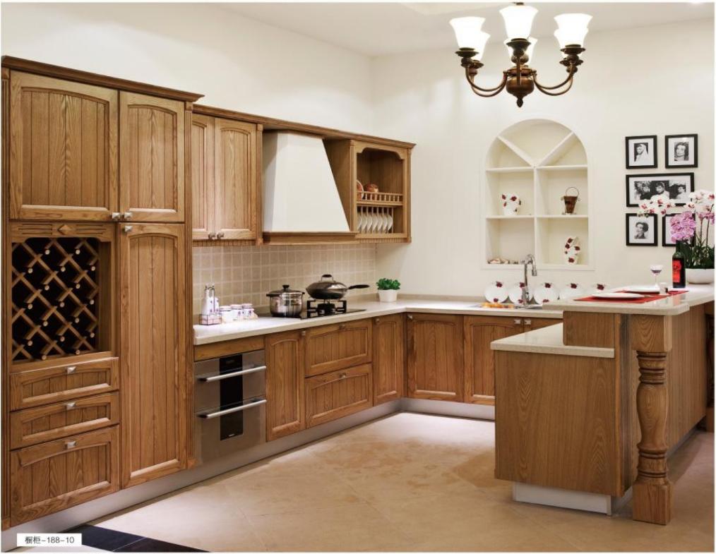 格兰伯爵整体厨房橱柜 定制灶台柜橱柜现代简约风 全屋家具定制 大家居整装一体化