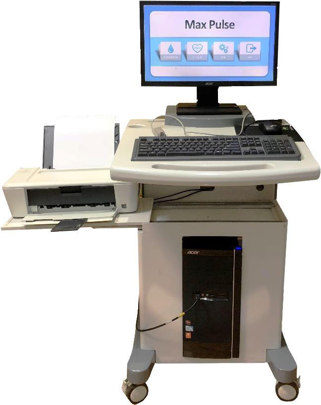 天津体检中心的精神压力检测仪