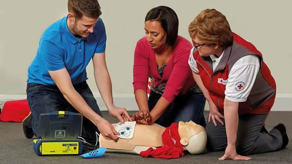 全民CPR+AED课程