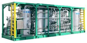 膜制氮機組