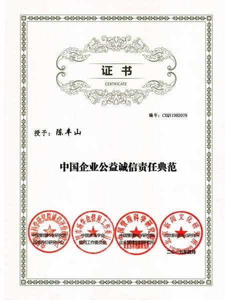 企业荣誉9