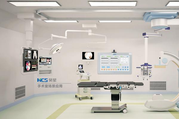 手术室智能触摸屏
