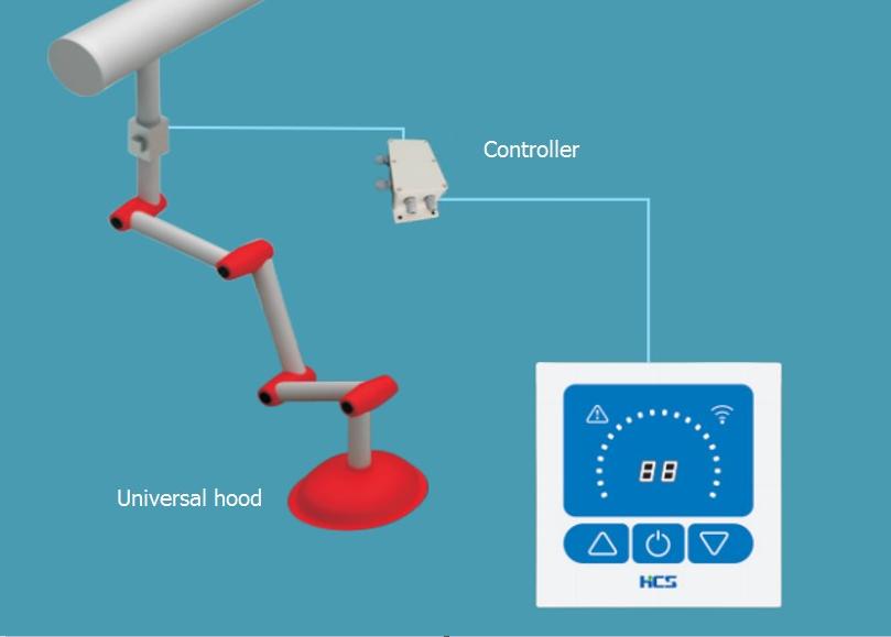 Exhaust valve control