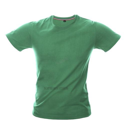 T體恤衫 精梳純棉圓領