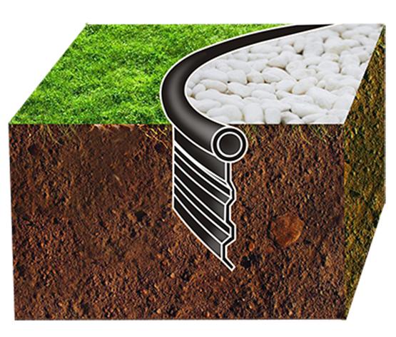 草石隔离带|绿化隔离带直销