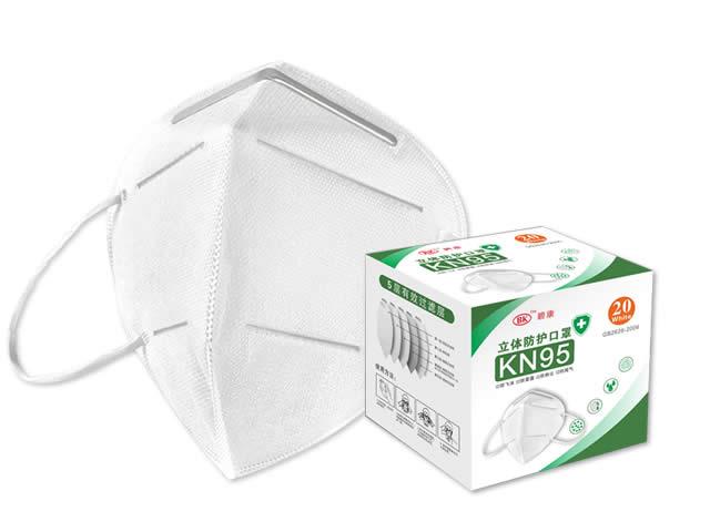KN95口罩,立体防护口罩外置(非医用)