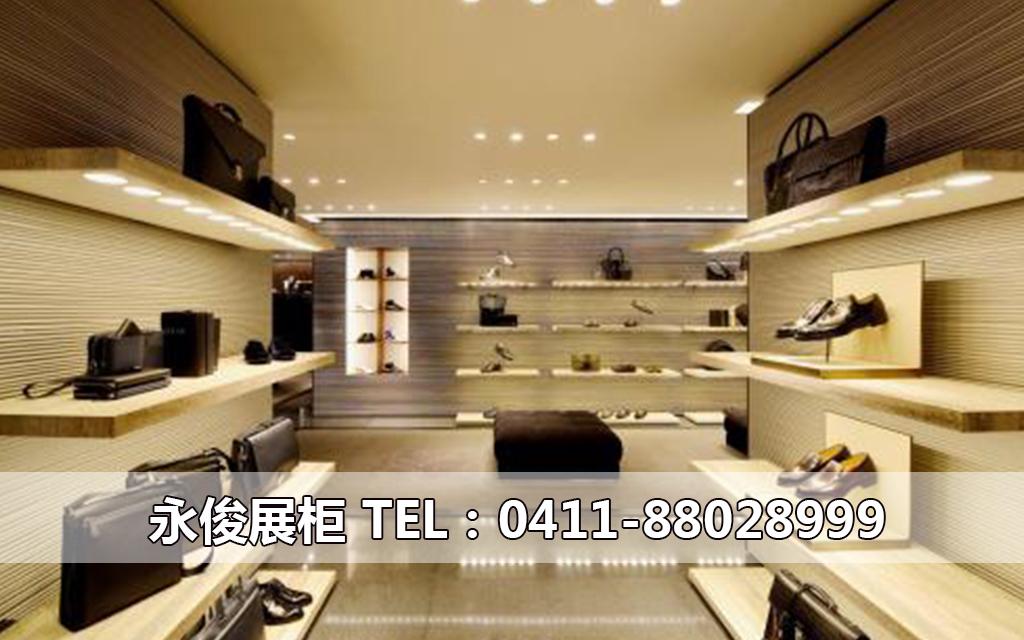 商场鞋包展柜