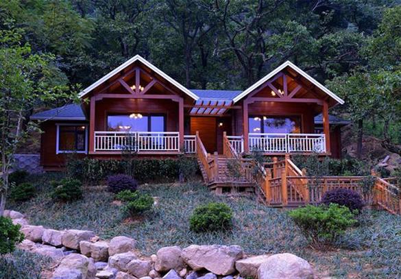 木屋别墅分类