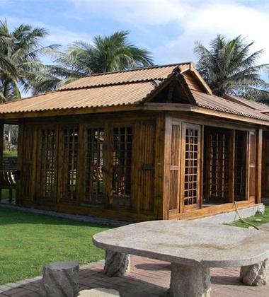 小木屋展示