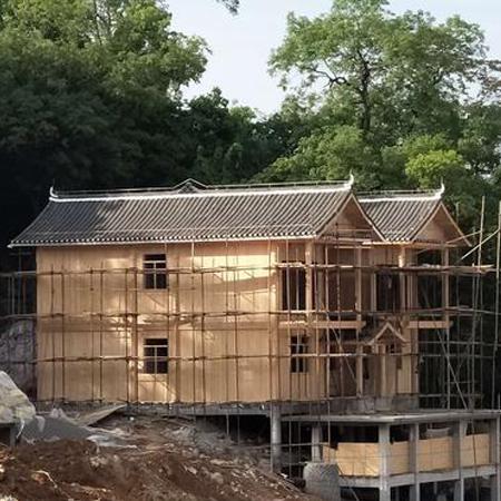 古建木屋YJ381