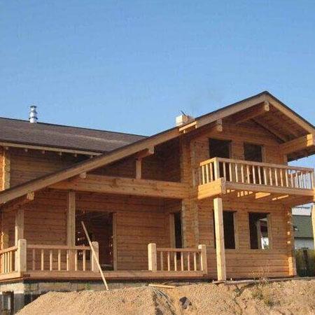私人木屋定制结构