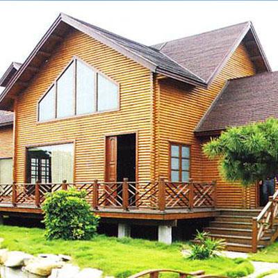 木结构房屋有什么样的优势