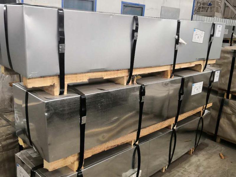 镀锌板厂家出口包装