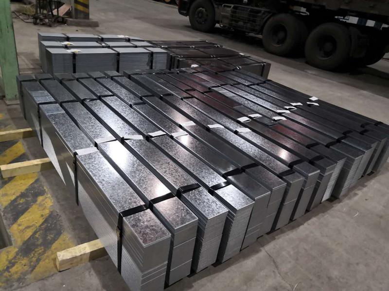 镀锌板生产厂家镀锌板精加工