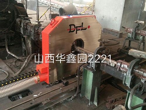 山西華鑫源鋼鐵現場