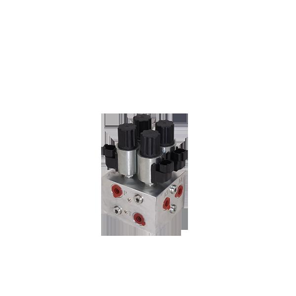 四联电磁比例阀-FSF4BL01-0250