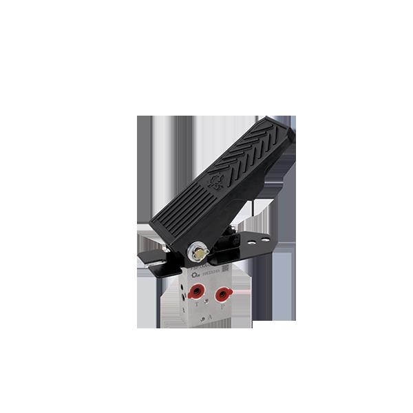 Single Pedal Valve FSF1XA-08-00000A