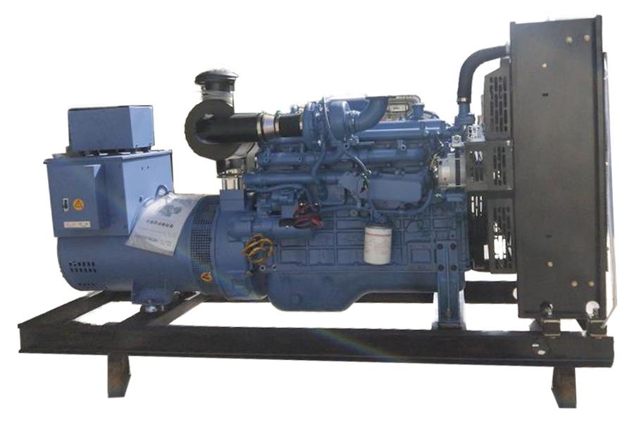 玉柴100kw柴油发电机