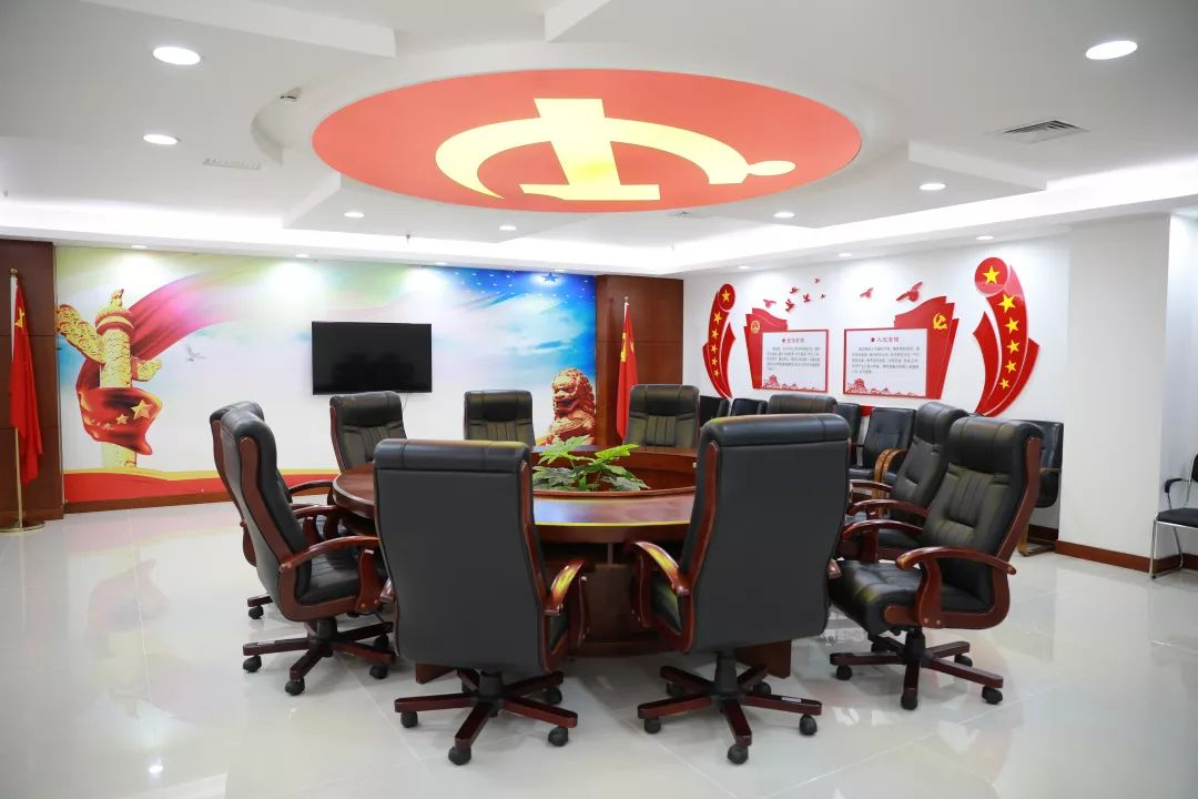 太原党员活动室装修设计