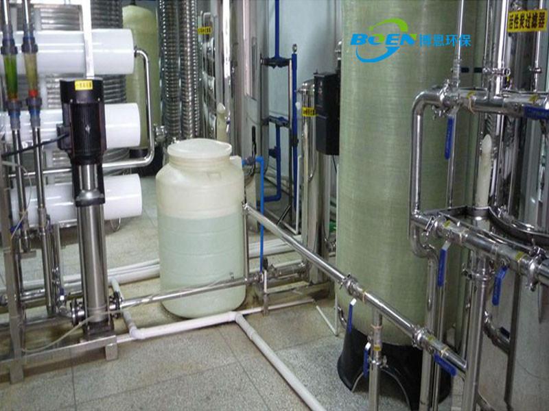 5t/h反滲透純凈水設備