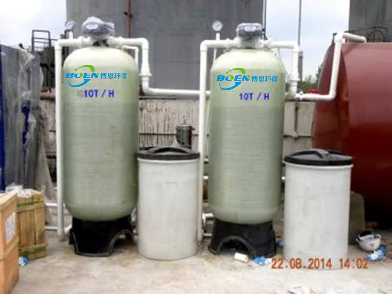 10T/H自動軟水設備