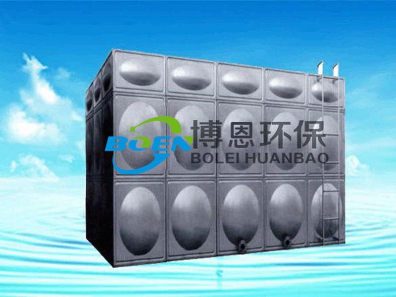 合式不銹鋼水箱