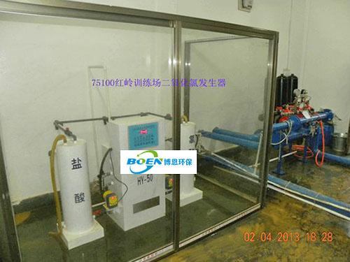 BL-50型二氧化氯發生器