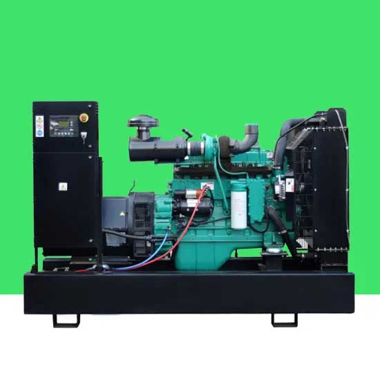 200kVA / 160kw Diesel Generator Open Type with C Engine 6ctaa8.3-G2