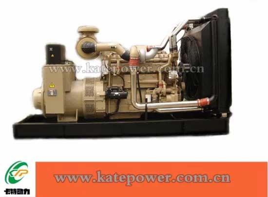 240kw/300kVA Open Type Diesel Generator Set