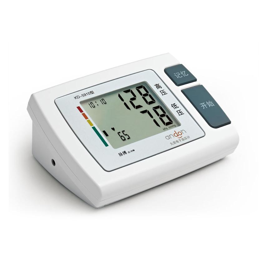 家用上臂式电子血压计4