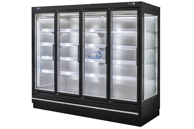 凯捷玻璃门冷藏柜