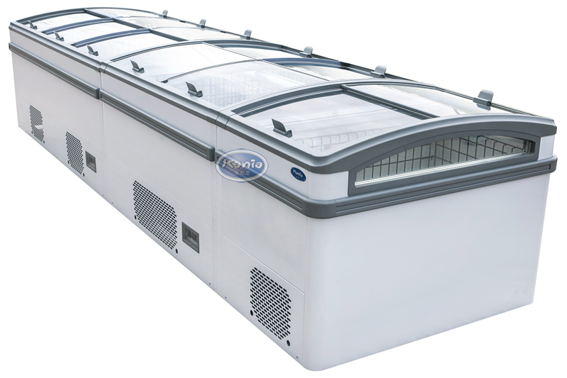 INTEGRAL CHEST FREEZER