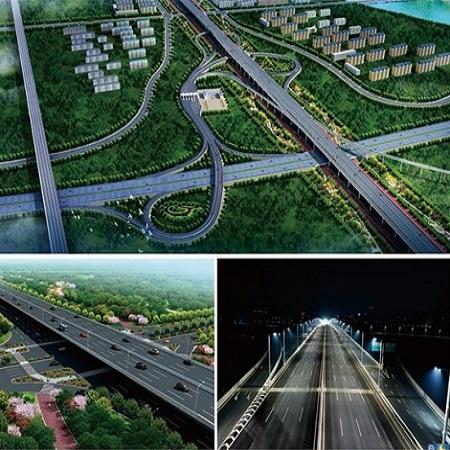 郑州市107辅道快速化工程