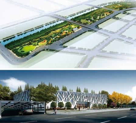 郑州运河城公园