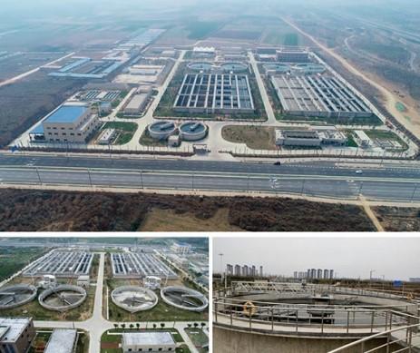 郑州航空港区第三污水处理厂