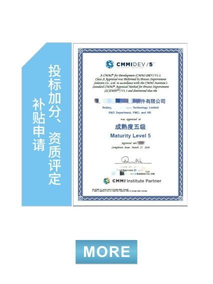 CMMI軟件能力成熟度集成模型