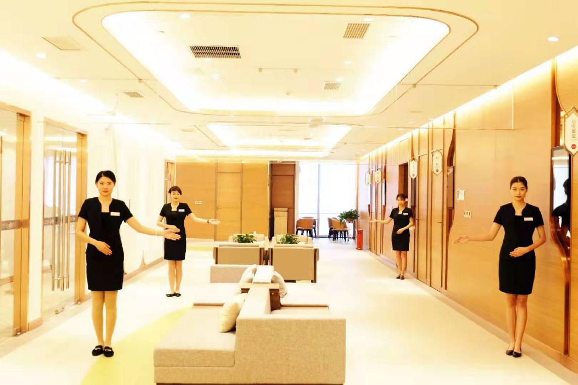 天津慈铭体检中心休息区
