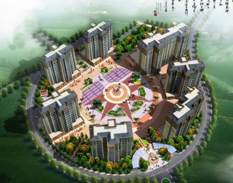 中建城市花园