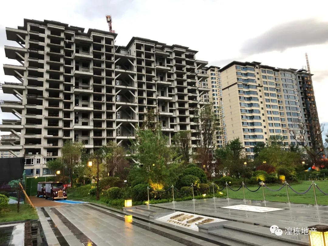 雨后的公园更美