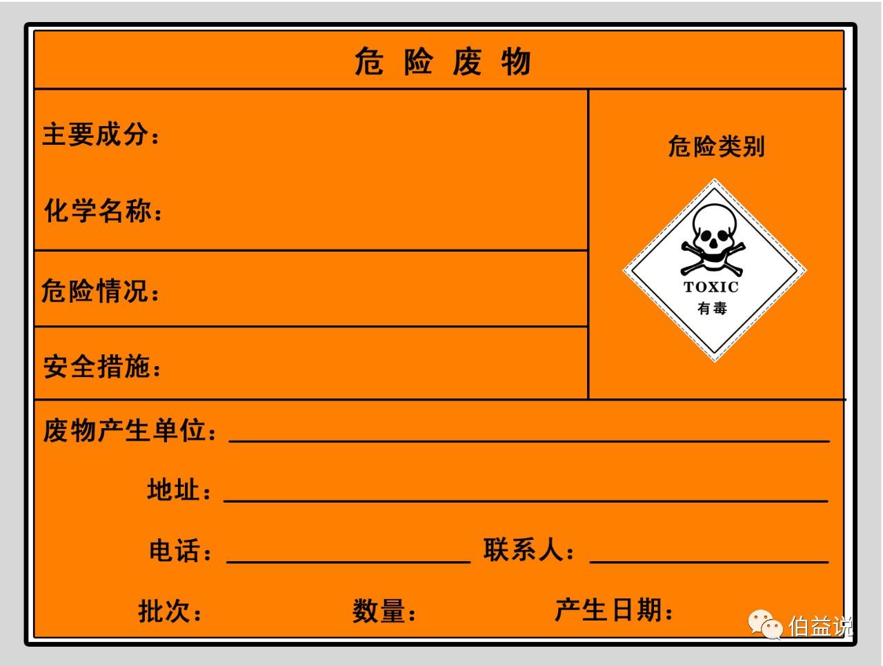企业排污口、废水、废气、噪声、固废标志牌设置要求请对照